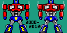 Optimus Then And Now [Pixel Hero] by THX1138666