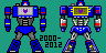 Soundwave Then And Now [Pixel Hero] by THX1138666