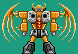 Unicron [Pixel Hero] by THX1138666
