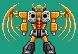 Unicron [Pixel Hero] by THX1138666