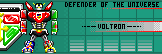 Voltron [Pixel Hero] by THX1138666