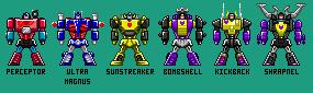 TF Pixel Heroes New Batch [3-6-15] by THX1138666