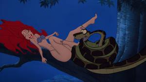 Poor Unfortunate Snake by jannilove