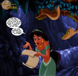 Jasmine's Jungle Peril