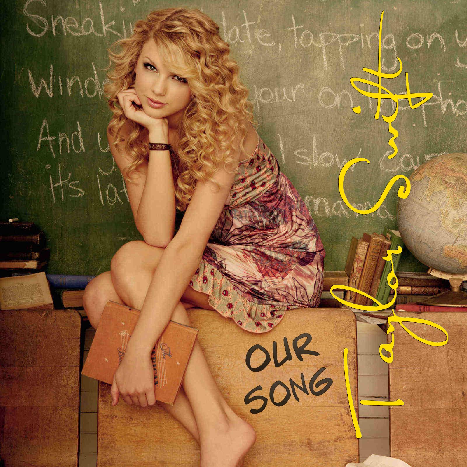 Juego » El Gran Ranking de Taylor Swift [TOP 3 pág 6] - Página 4 Taylor_swift___our_song_by_mhelaonline07-d5sz26q