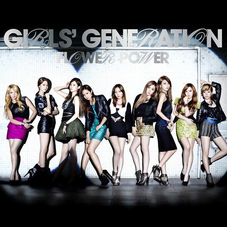 Girls' Generation (SNSD) - Flower Power by mhelaonline07