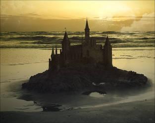 Sand Castle by twistedangel0