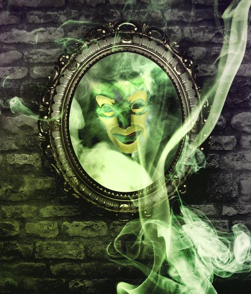 Magic Mirror by twistedangel0