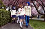-CLANNAD- Walk to School