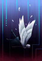 Fallen Angel by Choco-Chara