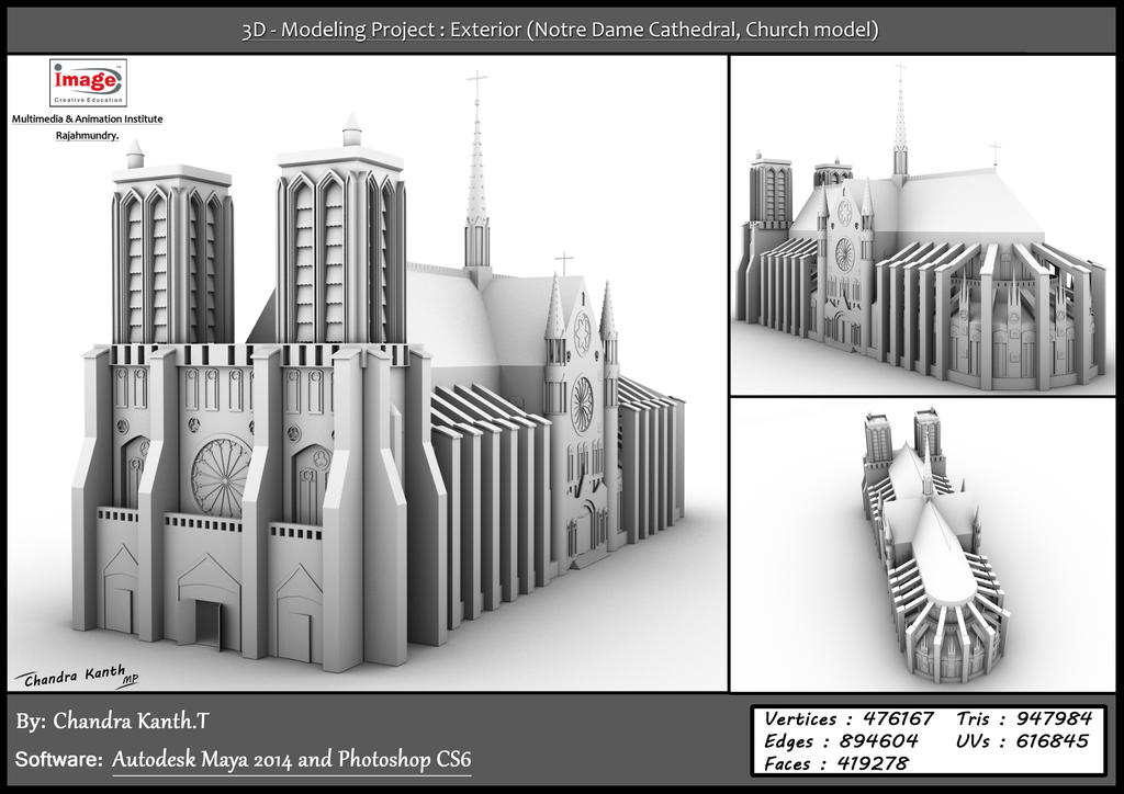 Image Gallery Notre Dame Cathedral Layout