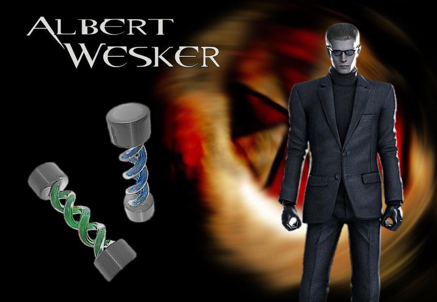 Wesker_Viral_by_Trial911