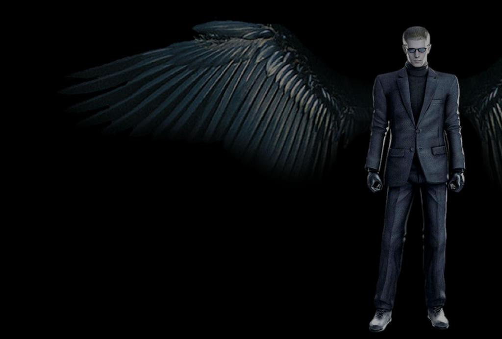 Wesker_Angel_by_Trial911