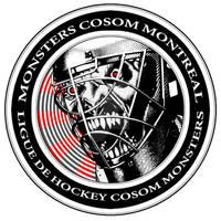 Monsters Ball Hockey league logo (2011)