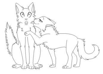 Cat Kiss (Base)