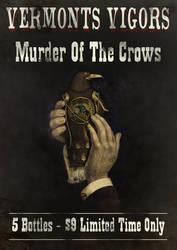 Murder Of The Crows Vigor by JimOfRapture