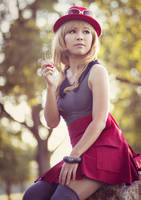 Pokemon Serena . A new beginning by kazenary