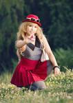 Pokemon Serena . I'm gonna catch you!