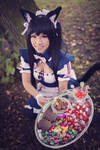 Chocola . Have some sweets