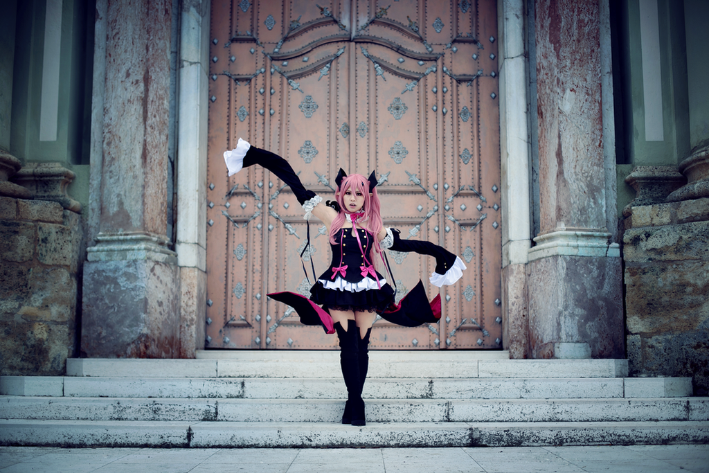 Owari no Seraph . Krul Tepes I by kazenary