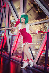 Macross Frontier . Ranka Lee Christmas I