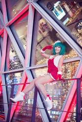 Macross Frontier . Ranka Lee Christmas II