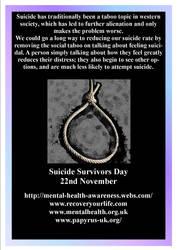 Suicide Survivors by shadowlight-oak