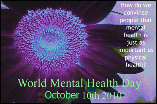 World Mental Health Day 2