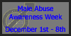 Male abuse awareness week by shadowlight-oak
