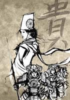 The empress guard by HectorHerrera