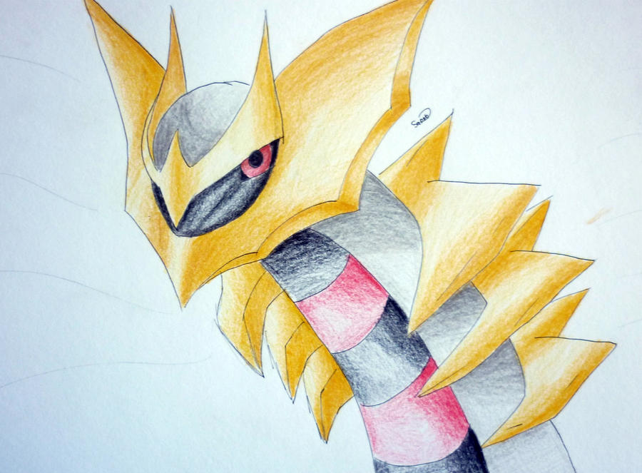 Giratina origin form figure