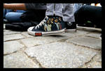 Shoes AC DC