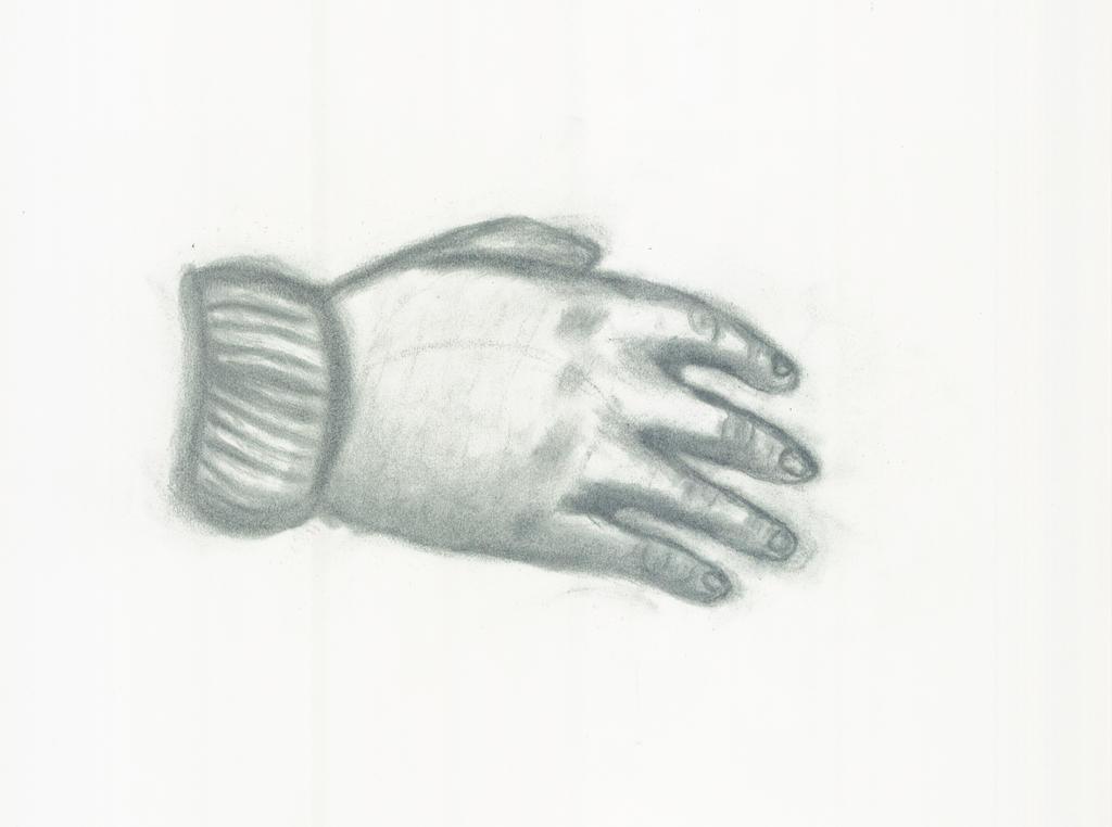 Hand Rendering by mjb1225