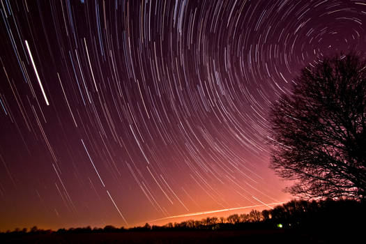 Camby Startrails