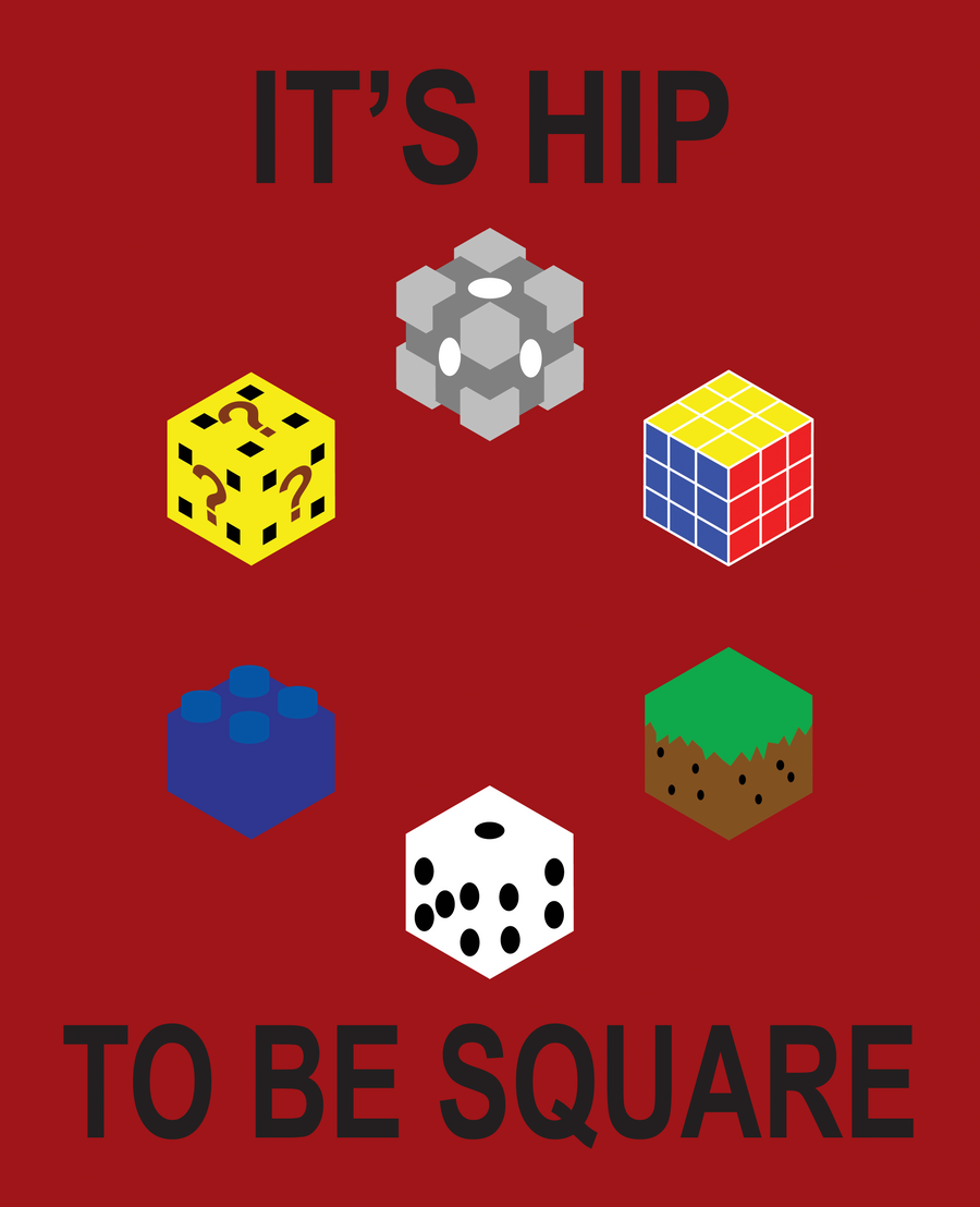 It's Hip To Be Square by UrLogicFails
