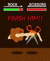 FINISH HIM!! by UrLogicFails