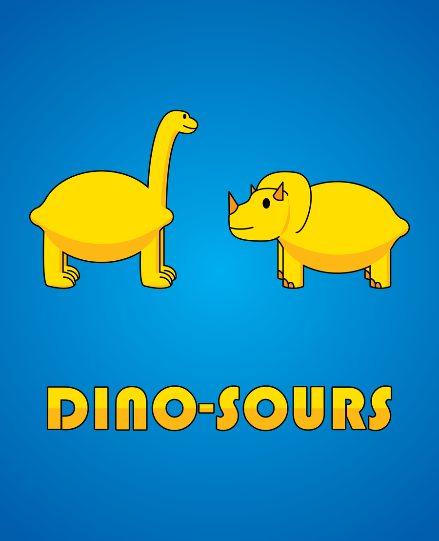 Dino-Sours by UrLogicFails