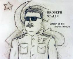 Leader of the Broviet Union by UrLogicFails