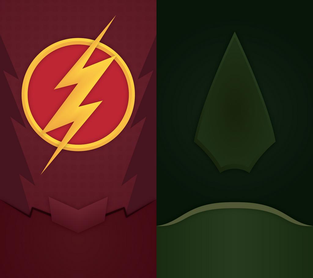 CW DC Universe Phone Background by UrLogicFails on DeviantArt