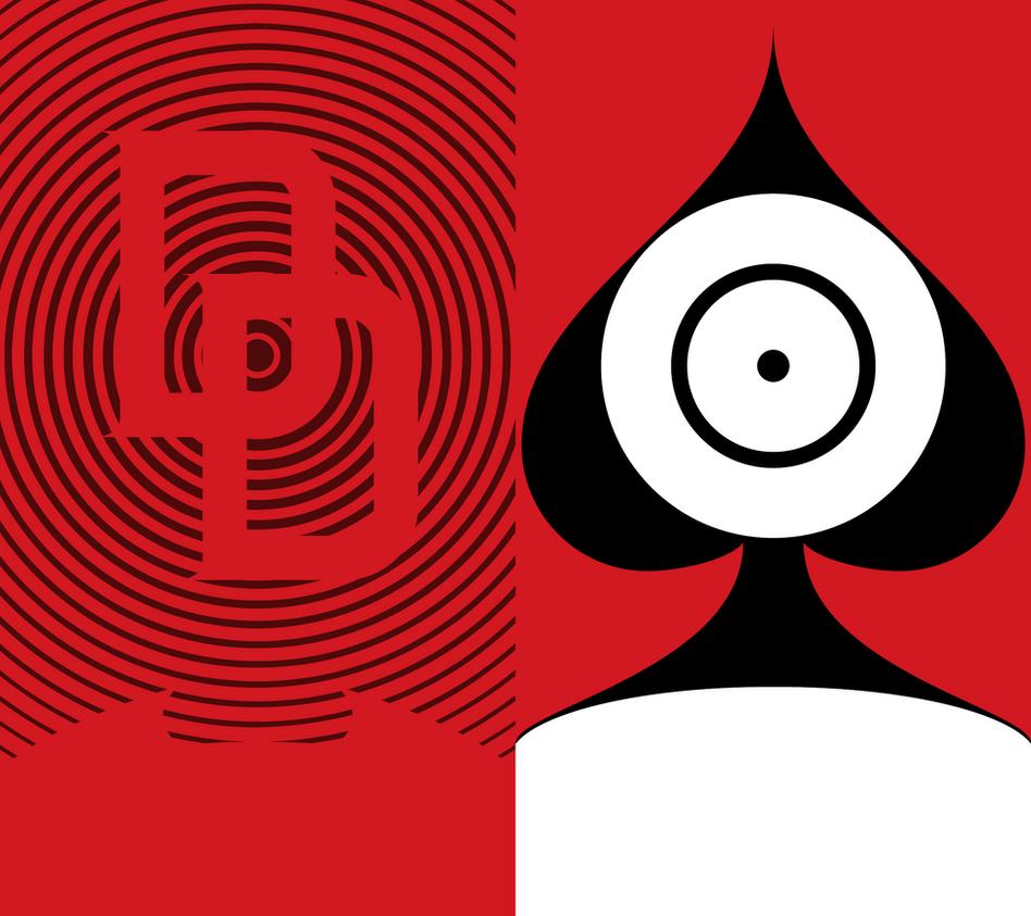 Daredevil/Bullseye Phone Background by UrLogicFails