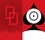 Daredevil/Bullseye Phone Background