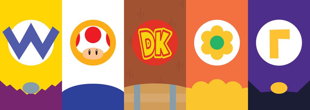 Super Mario Bros. Phone Background (Part 2) by UrLogicFails