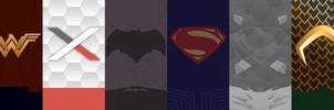 Batman v Superman Phone Background Finale by UrLogicFails