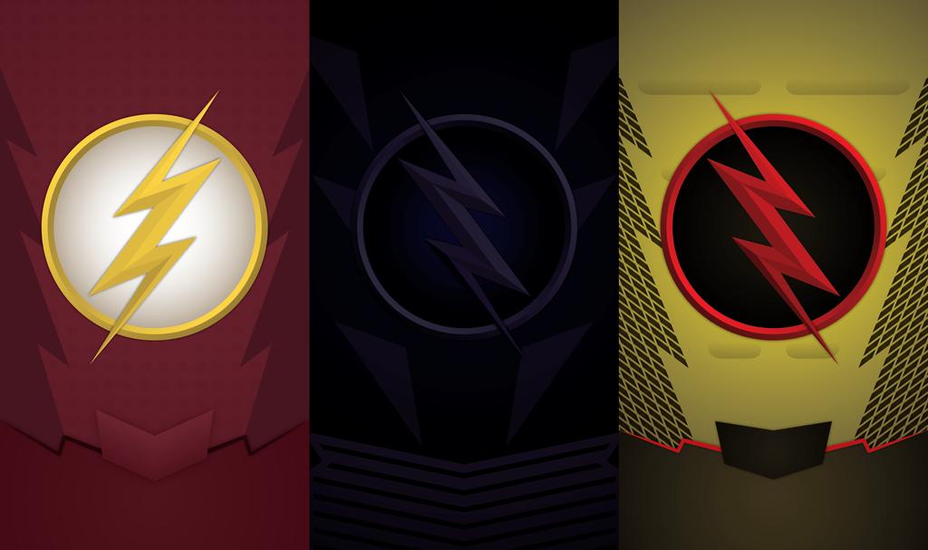 CW Flash Phone Background by UrLogicFails on DeviantArt