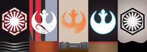 Star Wars Episode 7 Phone Background by UrLogicFails