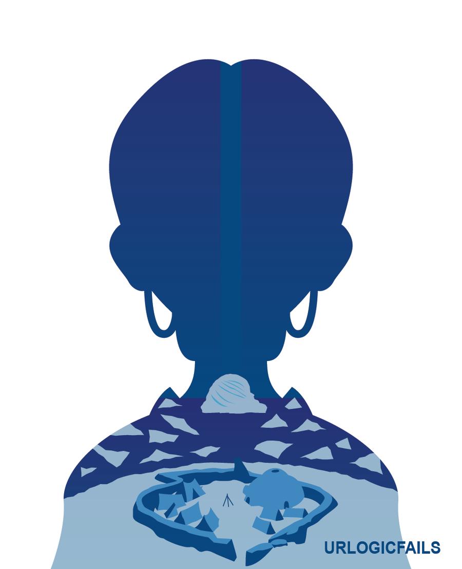 Team Avatar: Katara by UrLogicFails
