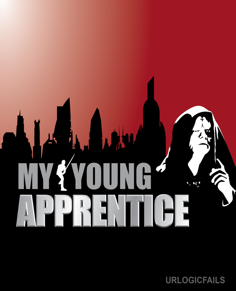 My Young Apprentice by UrLogicFails