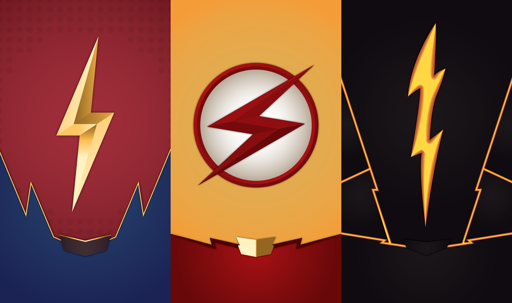 CW Flash (Part 2) Phone Background by UrLogicFails