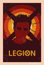 Legion Poster by UrLogicFails
