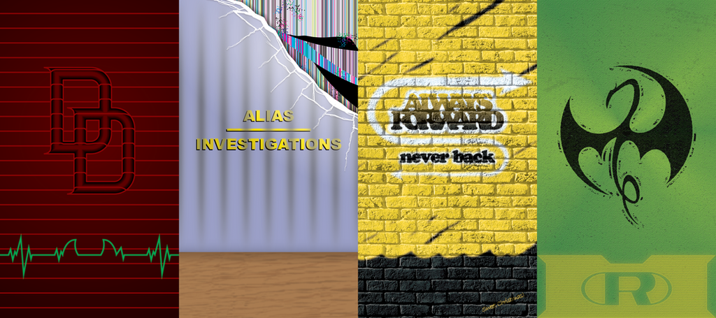 Defenders Phone Wallpapers by UrLogicFails